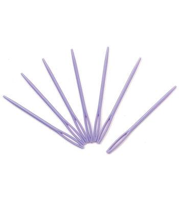 Kids Plastic Needles 2.75inx8pc