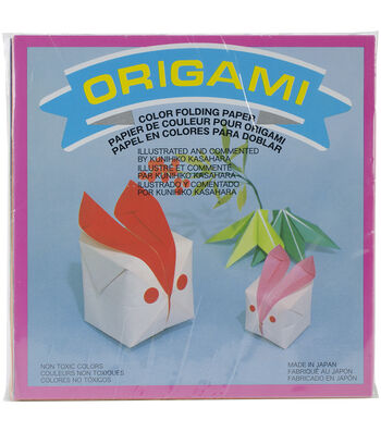 Aitoh Solid Color Origami Paper 300/Pk