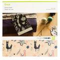 Cricut Deluxe Paper-Llama Tales