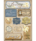 Karen Foster Stickers-In Loving Memory