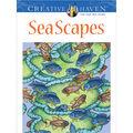 Dover Creative Haven SeaScapes Coloring Book