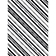 Darice Embossing Folder Stripe, , hi-res