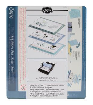 Sizzix Big Shot Pro Solo Platform/Shim/Thin Die Adapter-