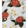 Knit Fabric 57\u0027\u0027-Whimsy Stems on White