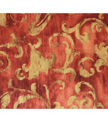 Richloom Studio® Print Fabric-Crimson Olmstead