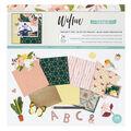 American Crafts 12\u0022x12\u0022 Paper Pad-Willow
