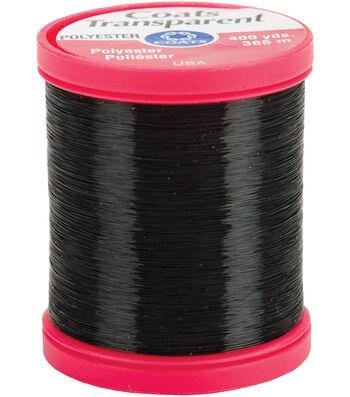Coats & Clark Transparent Polyester Thread-400yds