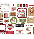 Celebrate Christmas Cardstock Die-Cuts 33/Pkg-Icons