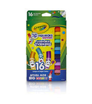 Crayola 16 ct. Pip-Squeaks Skinnies Washable Markers, , hi-res