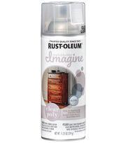 Rust-Oleum Imagine Polyurethane Gloss Spray Paint, , hi-res