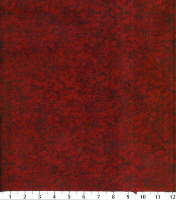 "Legacy Studio Cotton Fabric 44""-Primrose Floral"