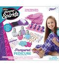 Cra-Z-Art Shimmer n\u0027 Sparkle Pampered Pedicure Playset