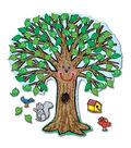 Big Tree: Kid-Drawn Bulletin Board Set