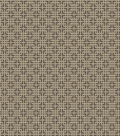 Home Decor 8x8 Fabric Swatch-Eaton Square Proceed Smoke