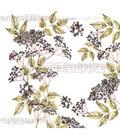 Alexandra Renke Colors Of Autumn Paper 12\u0022X12\u0022-Elder Wreath