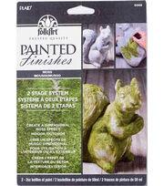 FolkArt Painted Finish Kit-Moss, , hi-res