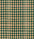 Homespuns Cotton Fabric -Hunter