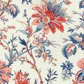 Home Decor 8\u0022x8\u0022 Fabric Swatch-Waverly Felicite SD Rouge