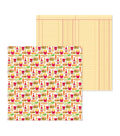 So Much Pun Double-Sided Cardstock 12\u0022X12\u0022-Perfect Combo