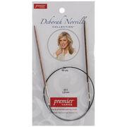 "Deborah Norville Fixed Circular Needles 24"" Size 3/3.25mm, , hi-res"