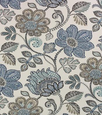 Solarium Outdoor Decor Fabric 54''-Busan Denim