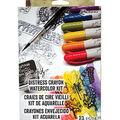 Tim Holtz Distress 21 Pack Crayon Watercolor Kit