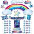 Mystical Magical Shine Bright Bulletin Board Set