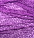 Loungeletics Performance Sport Mesh Knit Fabric-Pink