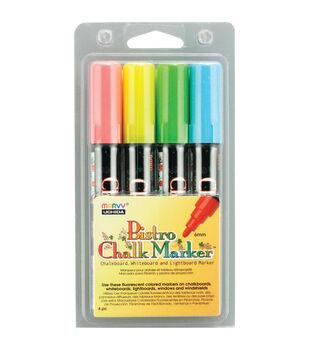 Bistro Chalk Marker Set 4/Pkg