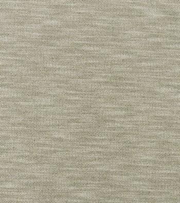 "Robert Allen @ Home Upholstery Fabric 55""-Texture Mix Black Twine"