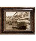 Antique Tabletop Frame 5X7-Bronze
