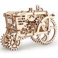 UGears Tractor Model Kit