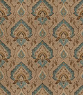 SMC Designs Upholstery Fabric 55\u0022-Oak Hill/Aqua