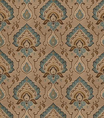 "SMC Designs Upholstery Fabric 55""-Oak Hill/Aqua"