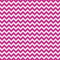 Bandanna Chevron Pink White