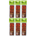 Wild About Reading Bookmarks, 36 Per Pack, 6 Packs