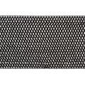 Wrights Crochet Band Trim-Black