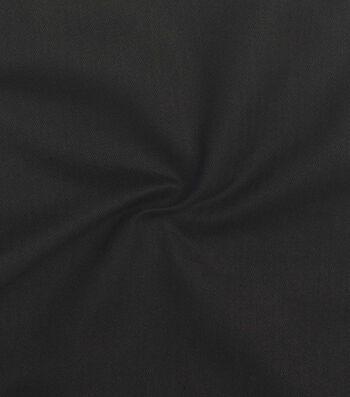 """Cosplay by Yaya Han Twill Fabric 58""""-Black"""