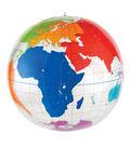 Inflatable 27\u0022 Labeling Globe