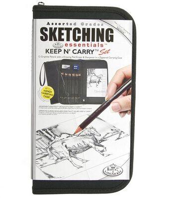 Keep N' Carry Sketching Set