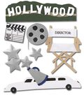 Jolee\u0027s Boutique Themed Stickers-Hollywood