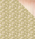 Keepsake Double-Sided Cardstock 12\u0022X12\u0022-Photomontage