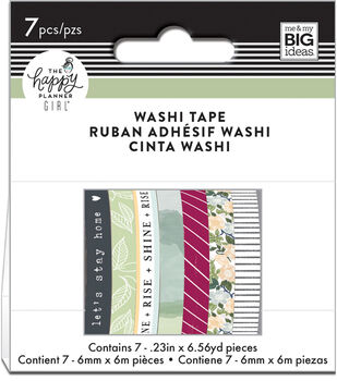 The Happy Planner Girl Washi Tape-Homebody