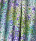 Home Essentials Decor Fabric 45\u0022-Pitter Patter Violet