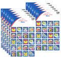 Carson Dellosa Stars Stickers 12 Packs