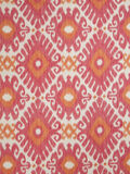 Home Decor 8x8 Fabric Swatch-Jaclyn Smith Animal Life Redbug