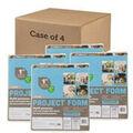 Project Foam 15\u0022 x 17\u0022 x 1\u0022 - Package of 8 Sheets