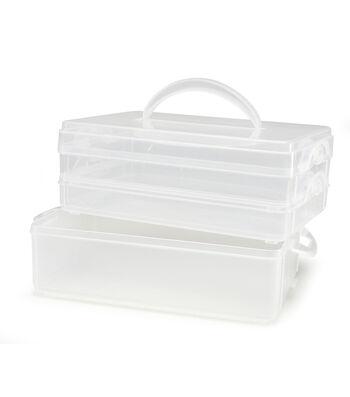 Darice Snap & Stack Storage Set