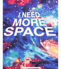 No Sew Fleece Throw Kit 48\u0027\u0027x60\u0027\u0027-I Need More Space