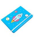American Crafts Hello Dreamer Journal-Rocket Kitty